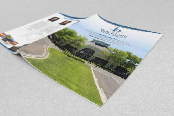 Designed Brochure for Real Estate