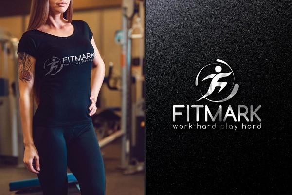 Fitmark Logo Design