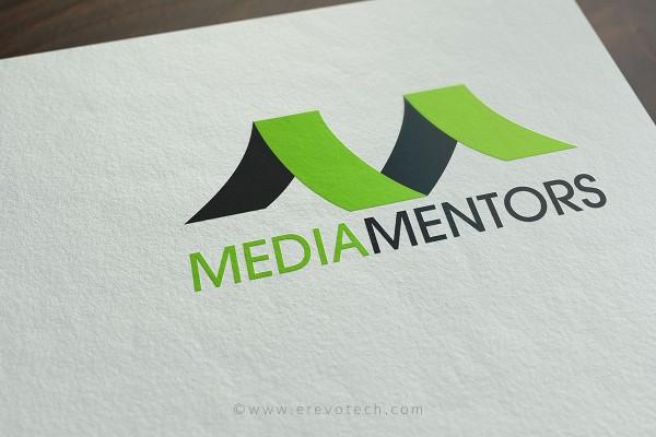 Media Mentors Logo Design