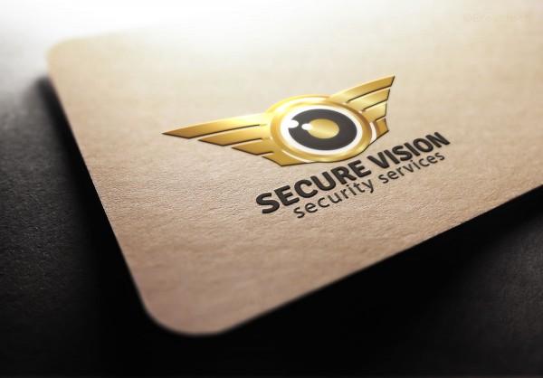 Logo Design for Secure Vision